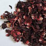Le bissap à base d'hibiscus