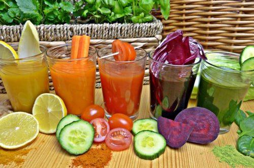 mangez coloré