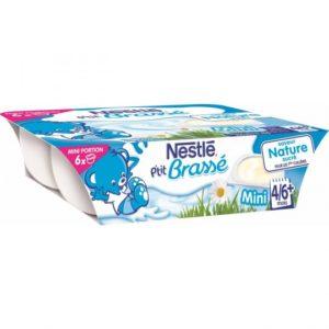 yaourt pour bébé