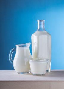 boire du lait de vacge